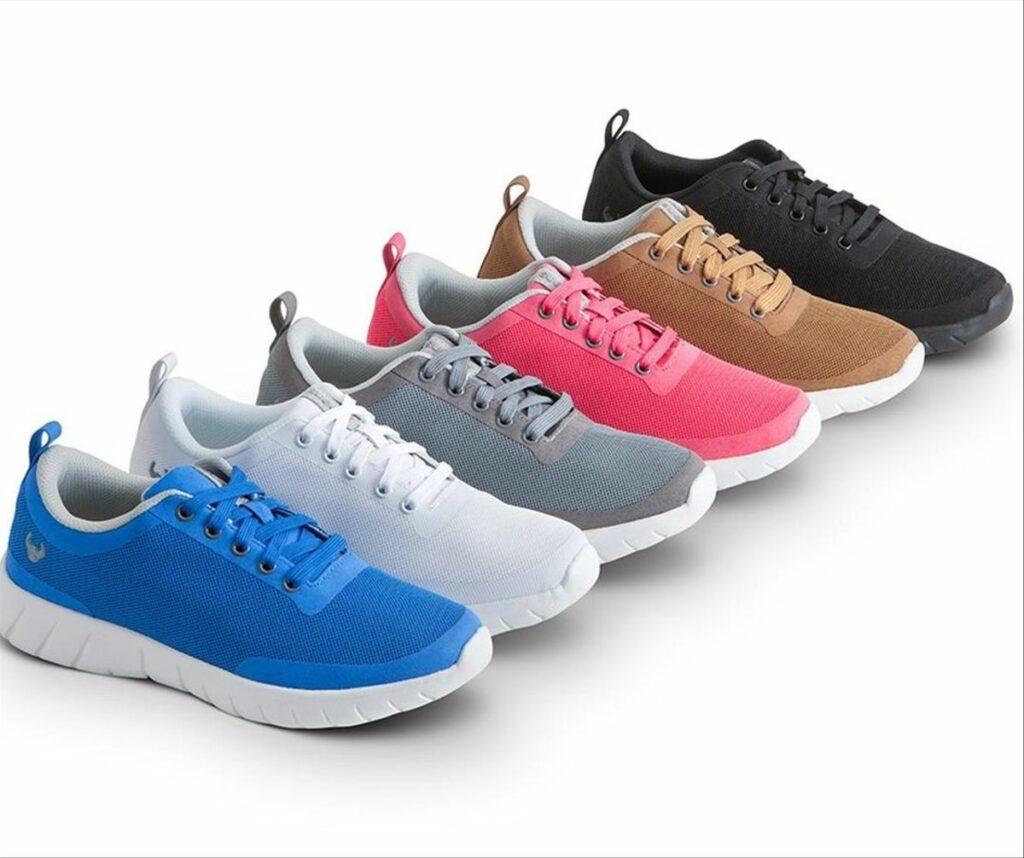 zapatos ergonomicos