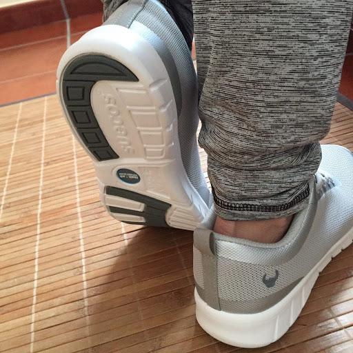 zapatos ergonómicos suecos