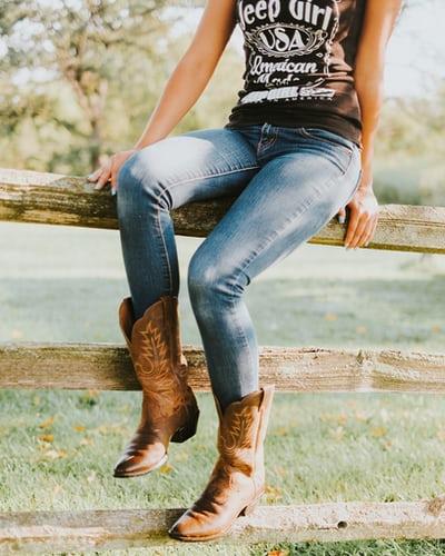 botas cowboy